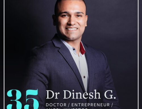 ACV35: [Masterclass] On Angel Investing (Dr Dinesh Gunesekaran, Doctor / Entrepreneur / Angel Investor, Part 2)