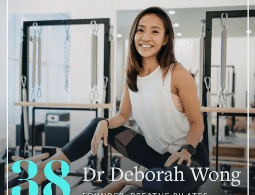 ACV38: Starting A Pilates Studio Business Straight Out Of Medical School (Dr Deborah Wong, Owner of Breathe Pilates, Part 1)