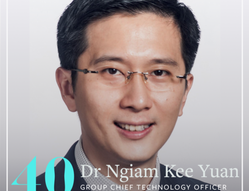 ACV40: The Doctor Who Built An AI Ecosystem (Dr Ngiam Kee Yuan, Group Chief Technological Officer, NUHS)