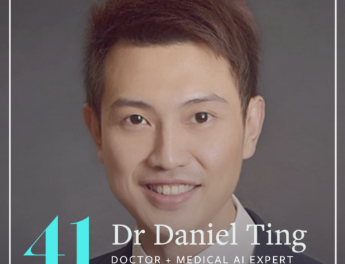 ACV 41: When Perseverance Meets Opportunity And Wise Mentorship (Dr Daniel Ting, Ophthalmologist / Medical AI Expert)